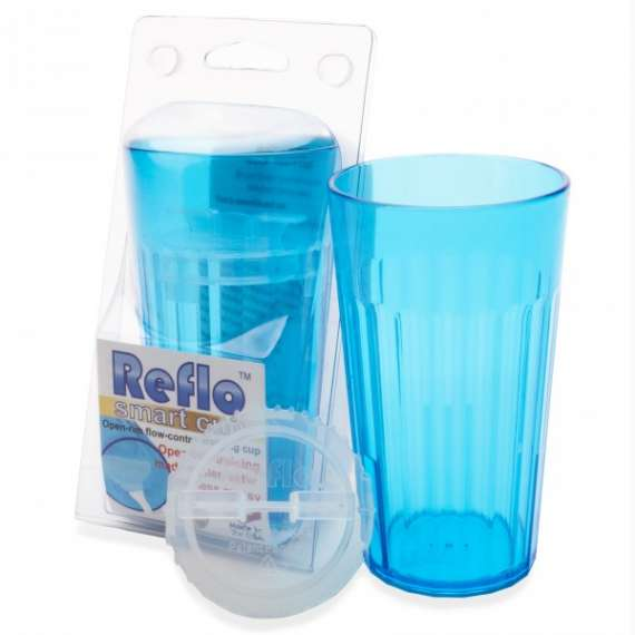 Kubek Reflo Smart Cup - niebieski