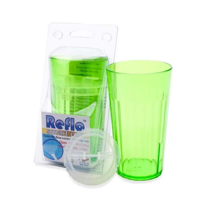 Kubek Reflo Smart Cup - zielony