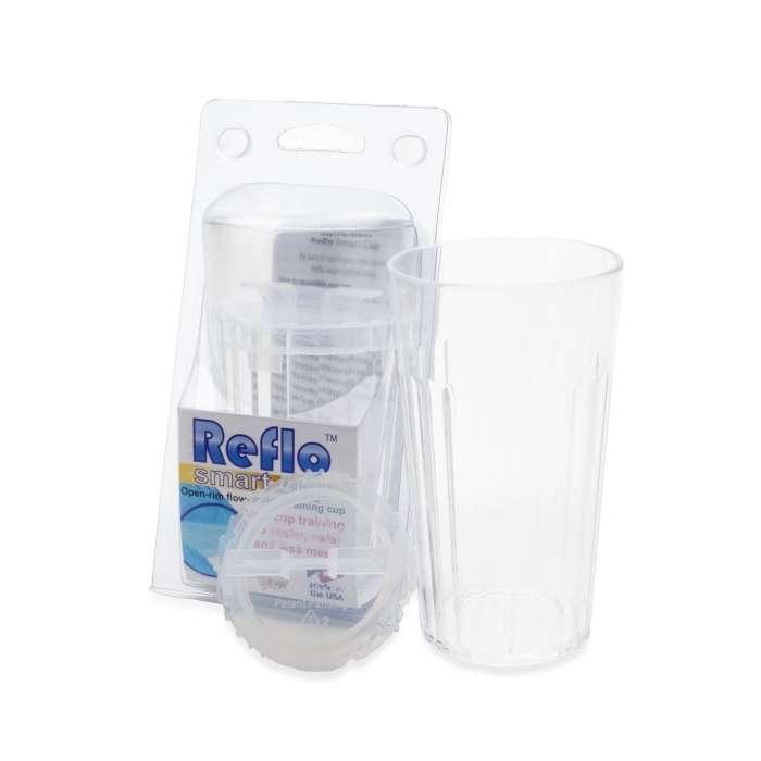 Kubek Reflo Smart Cup - przezroczysty