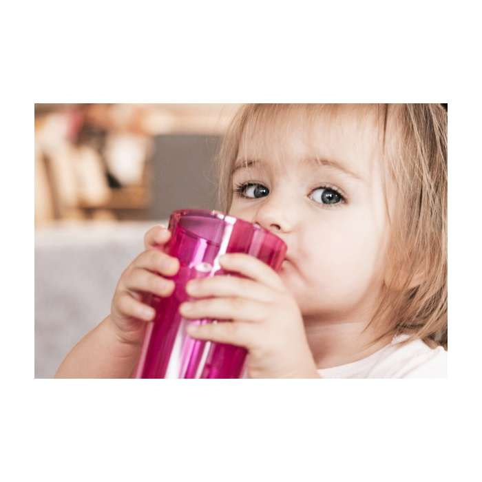 Kubek Reflo Smart Cup - różowy