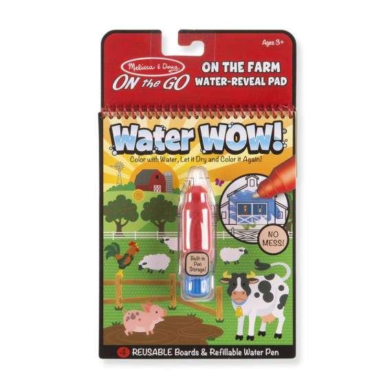 Kolorowanka Wodna WaterWow Farma Melisssa&Doug