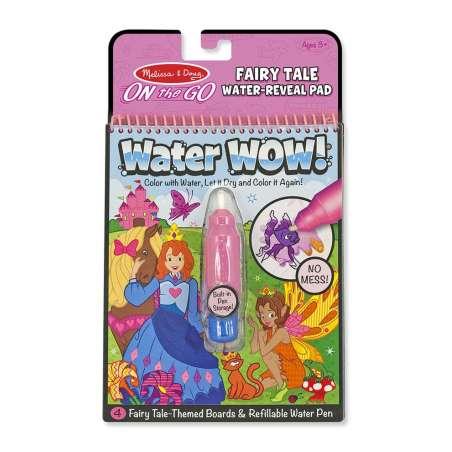 Kolorowanka Wodna WaterWow Księżniczki Melisssa&Doug