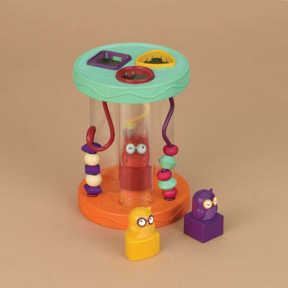 Sorter kształtów i kolorów B.Toys