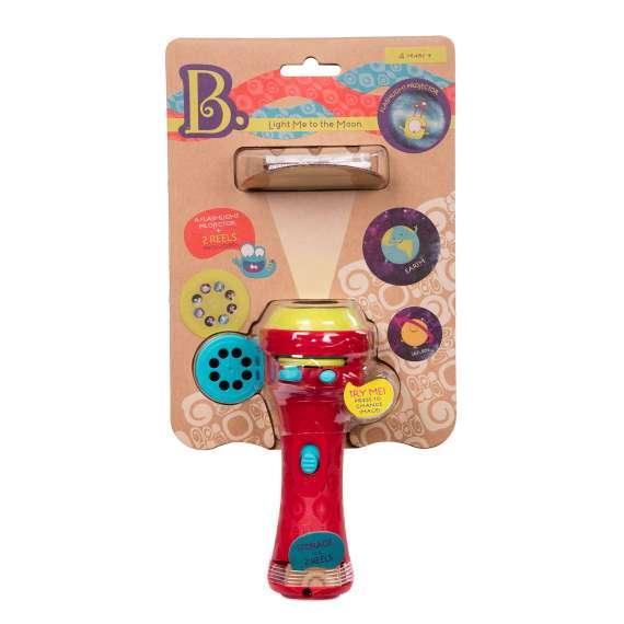 Projektor - latarka z planetami B.Toys
