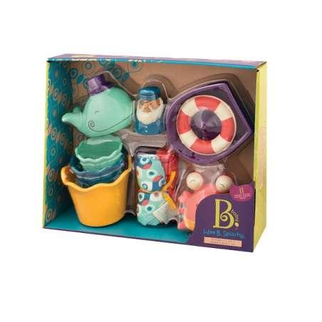 Zestaw do kąpieli dla niemowląt B.Toys