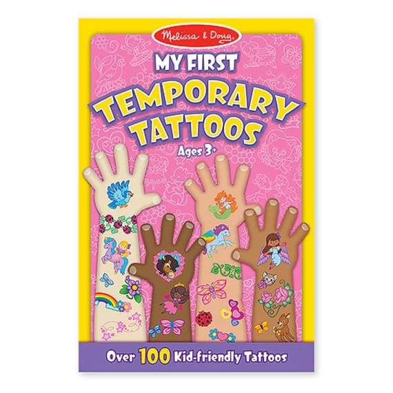 Zestaw tatuaży dla dziewczynek Melissa&Doug