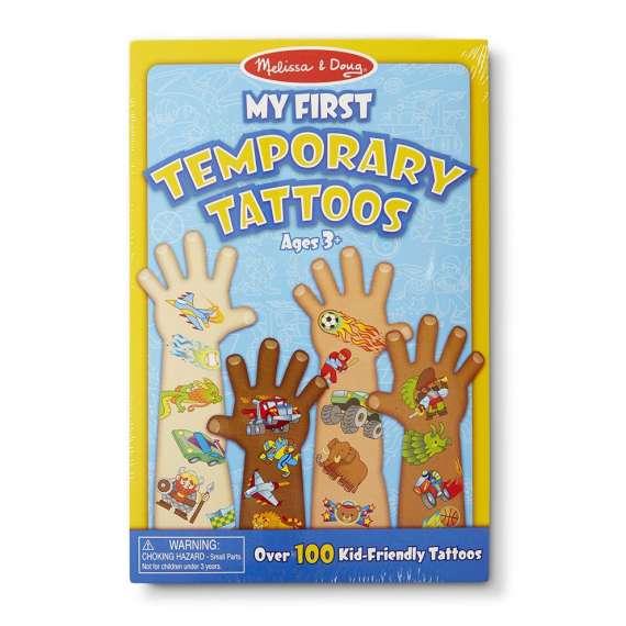 Zestaw tatuaży dla chłopców Melissa&Doug