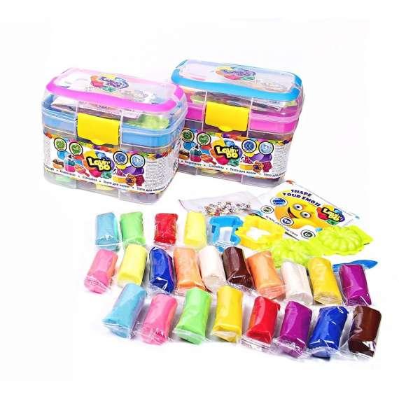 Ciastolina, masa plastyczna 24 kolory