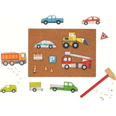 Przybijanka - Pojazdy Goki
