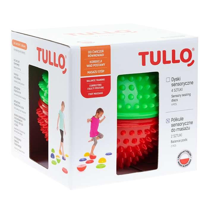 Półkule sensoryczne Tullo