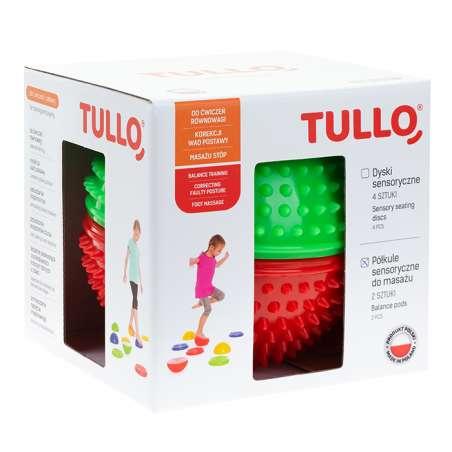 Półkule sensoryczna 2 sztuki Tullo