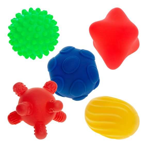 Sensoryczne kształty 5 sztuk Tullo