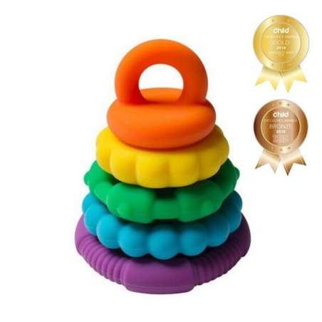 Gryzak silikonowy mała wieża Jellystone