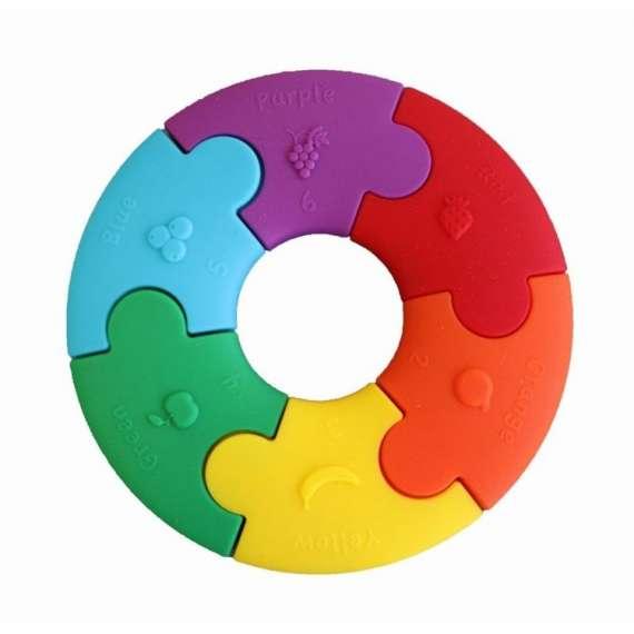 Pierwsze puzzle sensoryczne, Jellystone Design