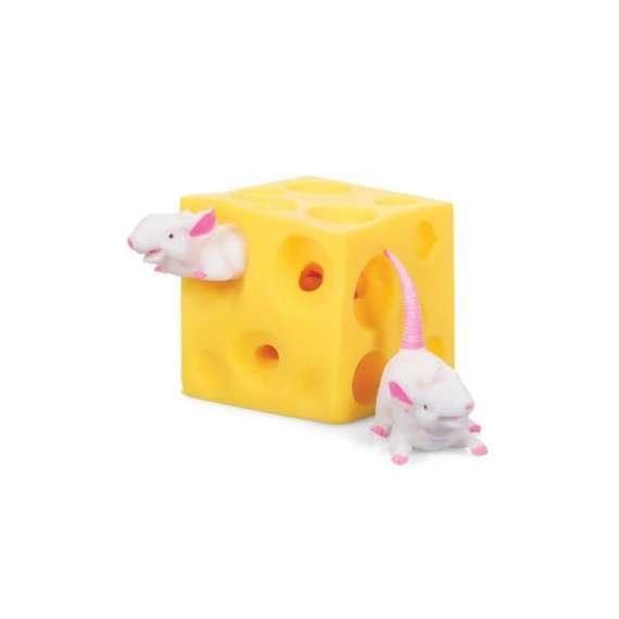 Znajdź myszki - rozciągliwy serek z myszkami