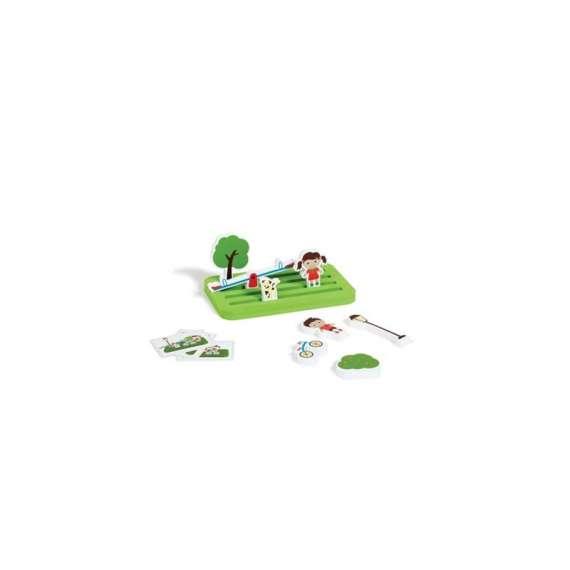 Perspektywa w parku - Układanka przestrzenna Edushape