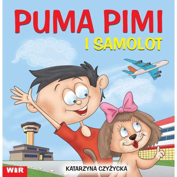 Puma Pimi i samolot - część 5 sylaby ze spółgłoskami S, Z