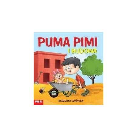 Puma Pimi i budowa - część 4 sylaby ze spółgłoskami T, D