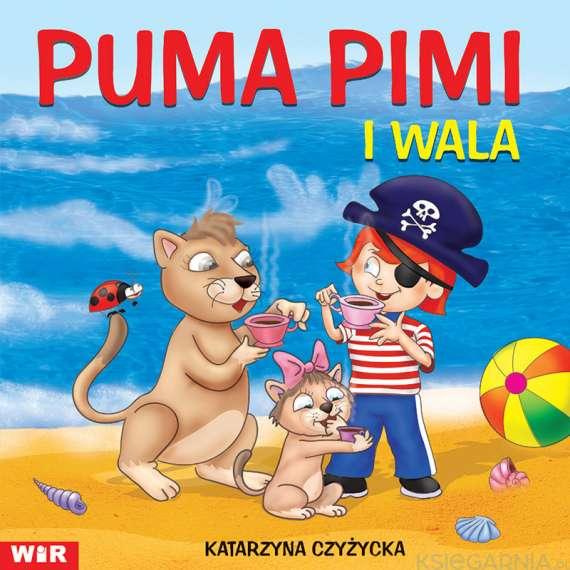 Puma Pimi i budowa - część 3 sylaby ze spółgłoskami F i W