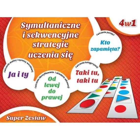 Symultaniczne i sekwencyjne strategie uczenia się