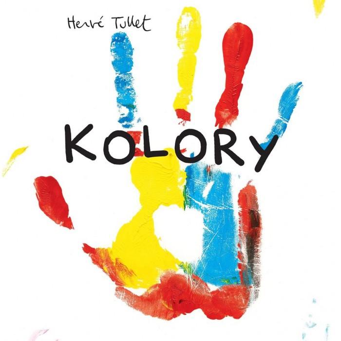 Kolory, Herve Tullet