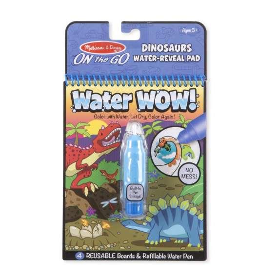 Kolorowanka Wodna WaterWow DINOZAURY Melisssa&Doug