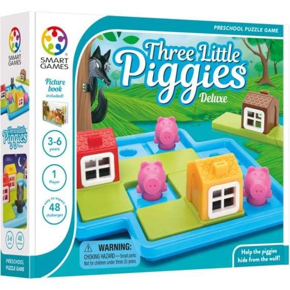 Trzy Małe Świnki Smart Games