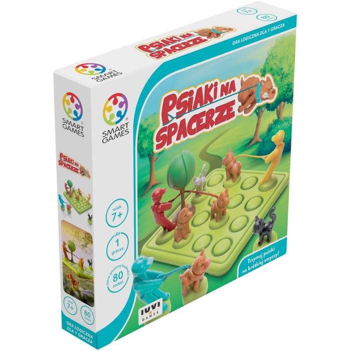 Psiaki na spacerze Smart Games