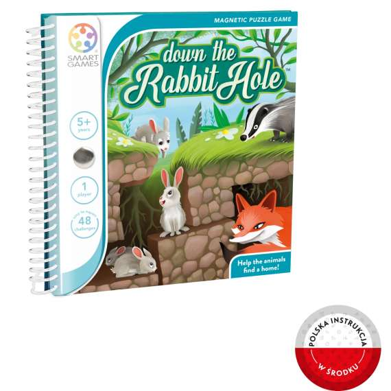 Down The Rabbit Hole Smart Games