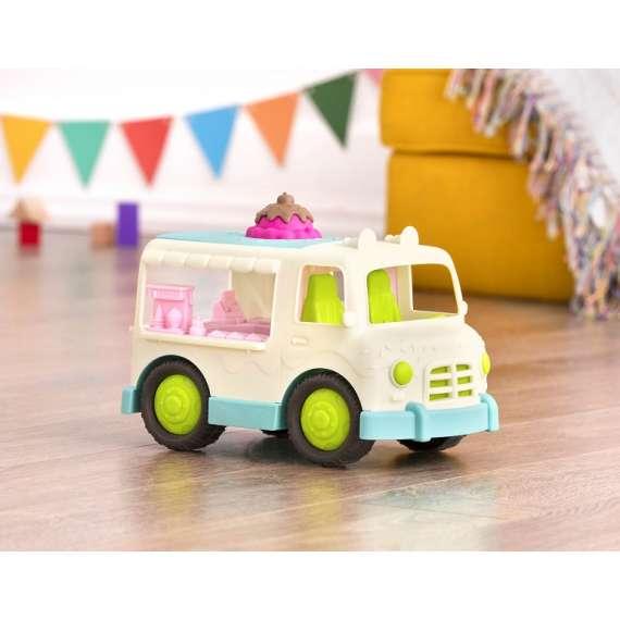 CIĘŻARÓWKA z LODAMI – Ice Cream Truck