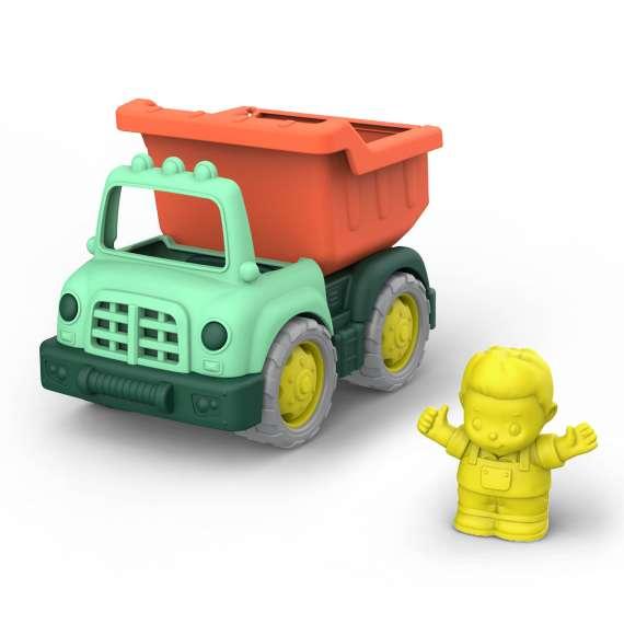 Mała WYWROTKA z kierowcą – DUMP TRUCK