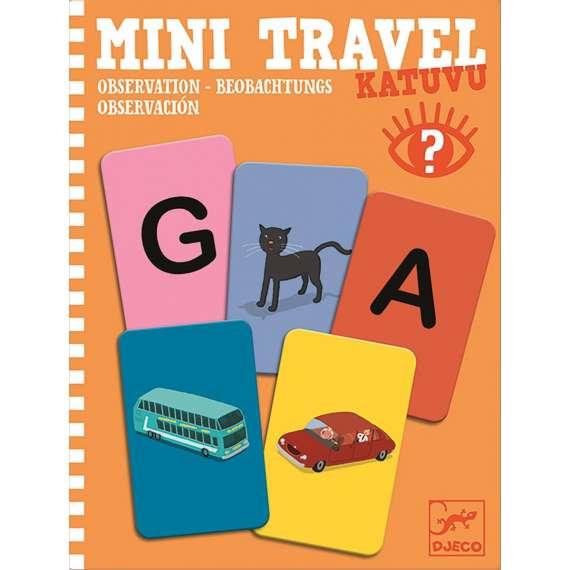 Mini gra podróżna obserwacyjna KATUVU