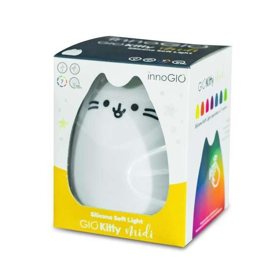 Lampka Kotek Kitty Midi Innogio