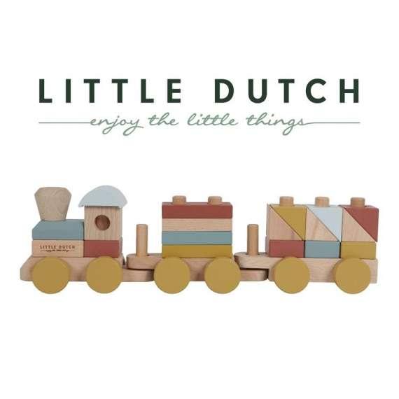 Little Dutch Pure & Nature Pociąg