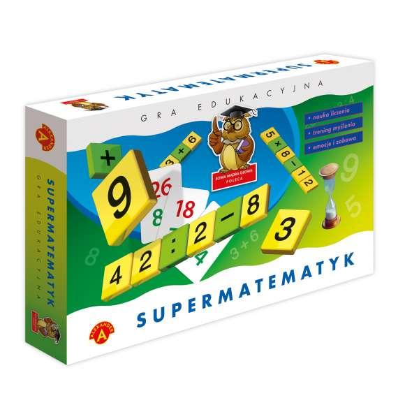 Supermatematyk, Alexander