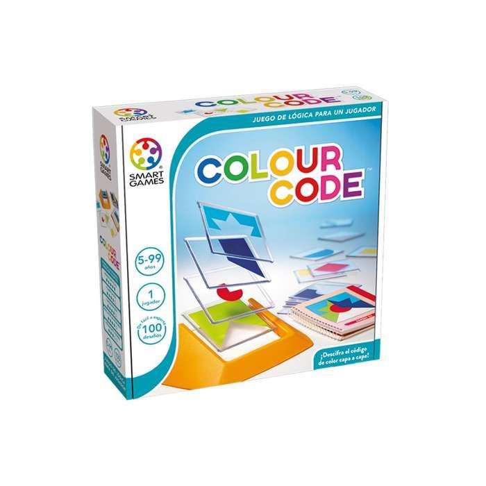 Kolorowy Kod - Smart Games